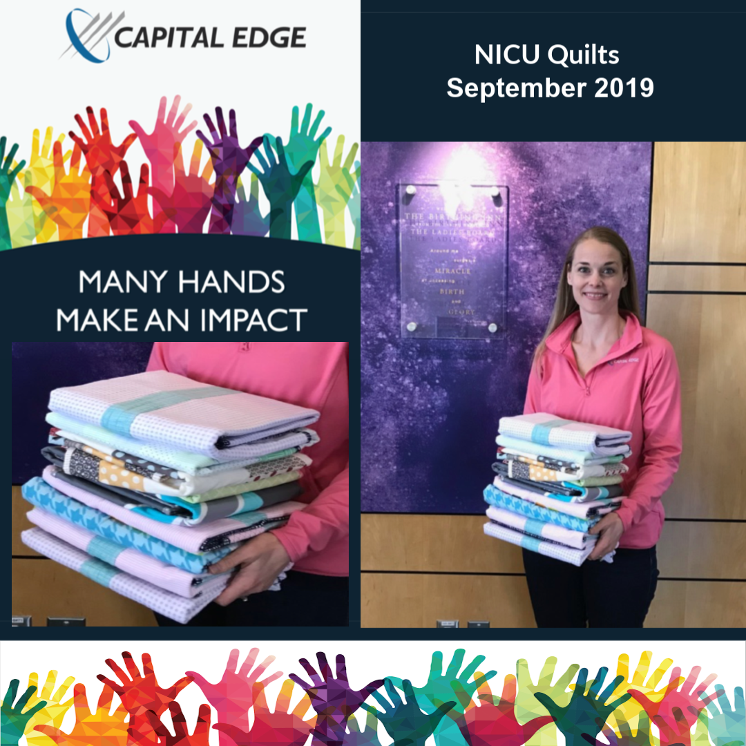 Many Hands Nicu Quilts