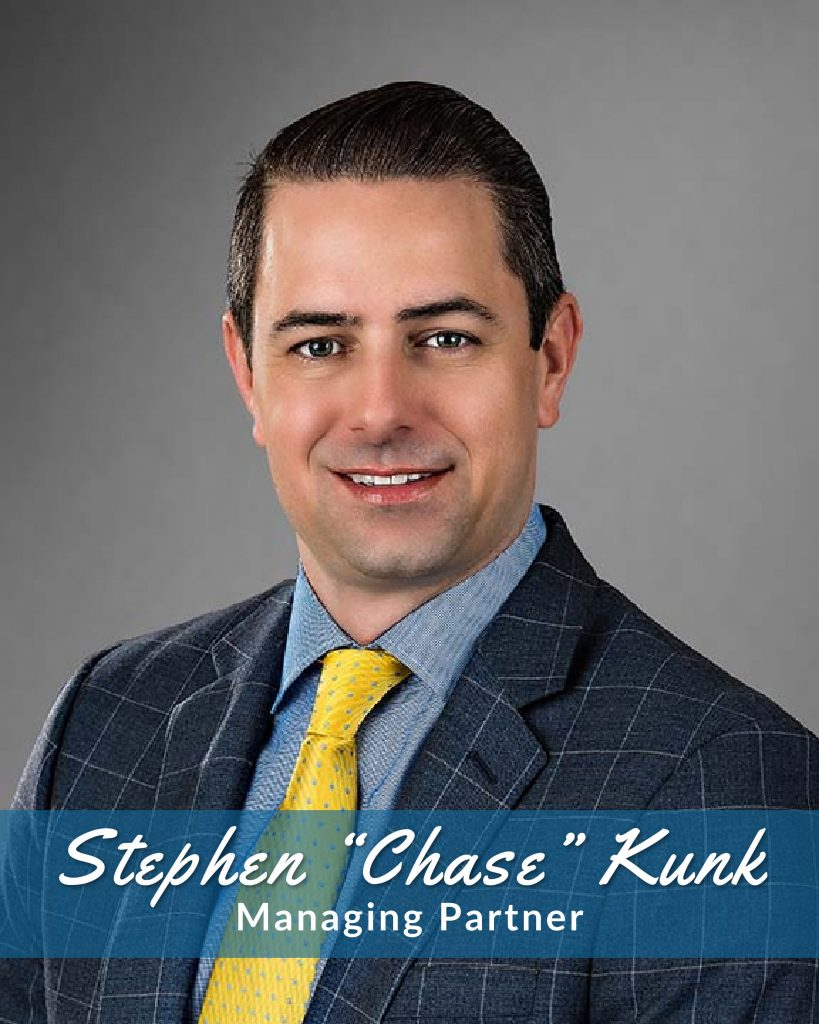 """CPSR -Stephen """"Chase"""" Kunk"""